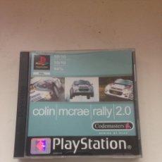 Videojuegos y Consolas: COLÍN MCRE RALLY 2.0 - PLAYSTATION 2. Lote 161014764