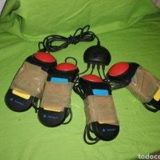 Videojuegos y Consolas: MANDOS PARA JUEGO BUZZ PLAYSTATION 2. Lote 161849794