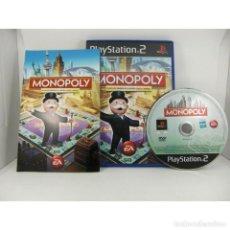 Videojuegos y Consolas: JUEGO PLAY 2 MONOPOLY. Lote 162655394