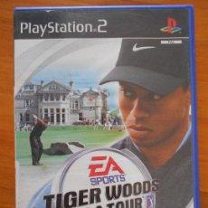 Videojuegos y Consolas: PS2 - TIGER WOODS PGA TOUR 2003 - PAL ESPAÑA - PLAYSTATION 2 (FQ). Lote 162931274
