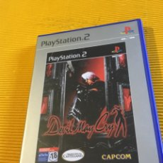 Videojuegos y Consolas: PAL,DEVIL MAY CRY COMPLETO!! PLAY STATION 2. Lote 163540730