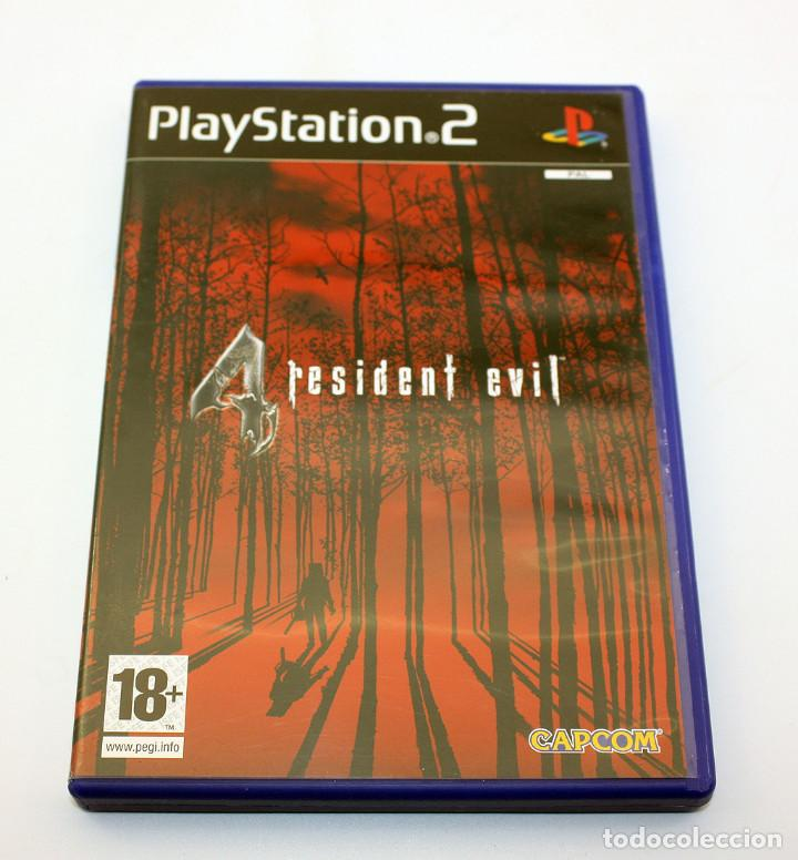Version Capcom Playstation Resident 2 Sony 4 Evil Ps2 Española 76fYbgy