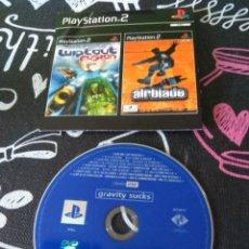 Videojuegos y Consolas: DEMO RARA PLAYSTATION 2 SCED-50633. Lote 164929520