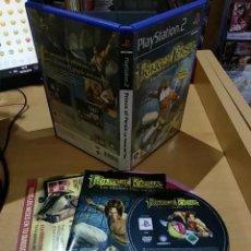 Videojuegos y Consolas: PRINCE OF PERSIA, LAS ARENAS DEL TIEMPO, PLAYSTATION 2 PS2. Lote 165313794