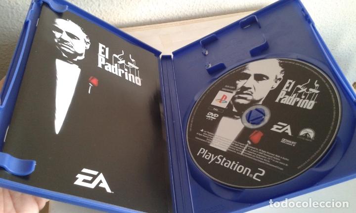Videojuegos y Consolas: VIDEOJUEGO SONY PS2 PLAYSTATION EL PADRINO. COMPLETO. DIFÍCIL. DESCATALOGADO. - Foto 2 - 165393970