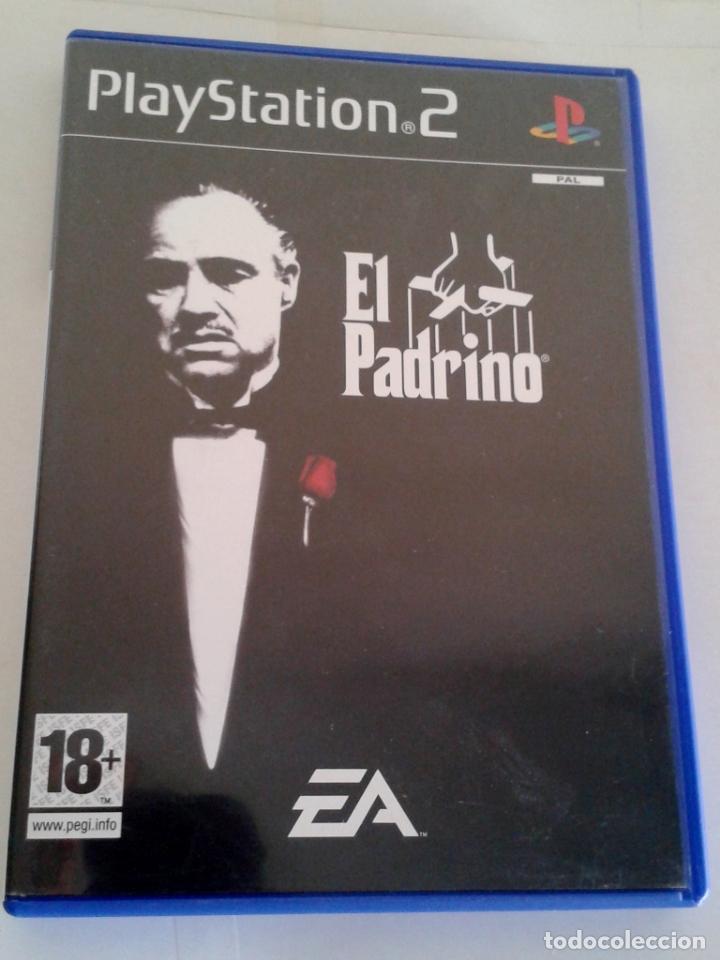 VIDEOJUEGO SONY PS2 PLAYSTATION EL PADRINO. COMPLETO. DIFÍCIL. DESCATALOGADO. (Juguetes - Videojuegos y Consolas - Sony - PS2)
