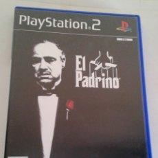 Videojuegos y Consolas: SONY PS2 PLAYSTATION EL PADRINO. COMPLETO. DIFÍCIL. DESCATALOGADO.. Lote 165393970