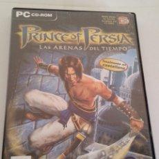 Videojuegos y Consolas: SONY PS2 PRINCE OF PERSIA. LAS ARENAS DEL TIEMPO. Lote 165394250