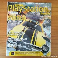 Videojuegos y Consolas: PLAYSTATION MAGAZINE 68, AGOSTO 2002. STUNTMAN, FORMULA ONE ARCADE, V-RALLY 3, JADE COCOON 2.... Lote 166663486