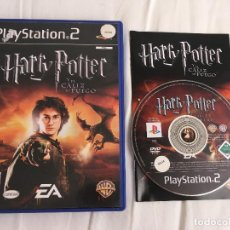 Videojuegos y Consolas: HARRY POTTER Y EL CALIZ DE FUEGO PS2 PLAYSTATION 2 PLAY STATION TWO KREATEN. Lote 166699742
