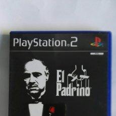 Videojuegos y Consolas: EL PADRINO PS2. Lote 166744081