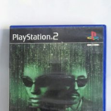 Videojuegos y Consolas: ENTER THE MATRIX PS2. Lote 166744300