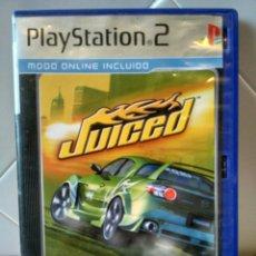 Videojuegos y Consolas: JUICED PS2 PLAYSTATION JUEGO. Lote 166932184