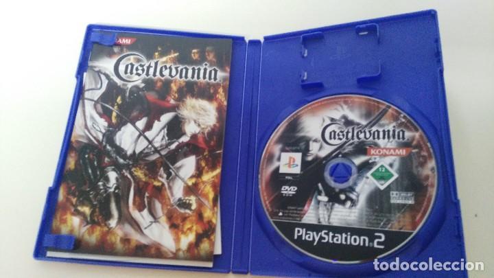Videojuegos y Consolas: antiguo juego de play station 2 ps2 castlevania - Foto 2 - 167061892