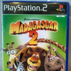 Videojuegos y Consolas: MADAGASCAR 2 PS2 PLAYSTATION JUEGO. Lote 167153945