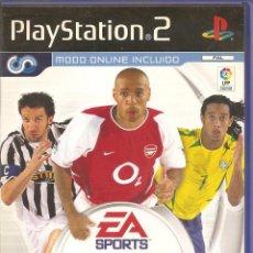 Videojuegos y Consolas: FIFA 2004. PS2. PAL. Lote 167499624