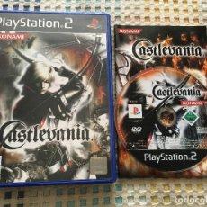 Videojuegos y Consolas: CASTLEVANIA 1 KONAMI PS2 PLAYSTATION 2 PLAY STATION TWO KREATEN. Lote 167723764