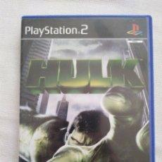 Videojuegos y Consolas: HULK PS2. Lote 205532557