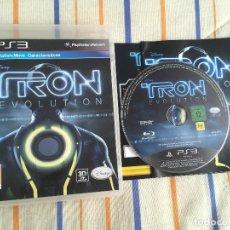 Videogiochi e Consoli: TRON EVOLUTION PS3 PLAYSTATION 3 PLAY STATION 3 KREATEN. Lote 168026064