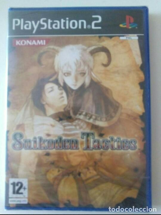 PLAYSTATION 2 PRECINTADO SUIKODEN TACTICS (Juguetes - Videojuegos y Consolas - Sony - PS2)
