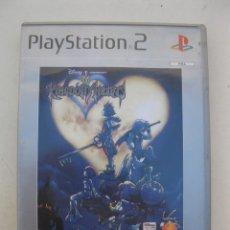 Videojuegos y Consolas: KINGDOM HEARTS - JUEGO PARA PLAYSTATION 2 - PAL - PLATINUM.. Lote 168161812