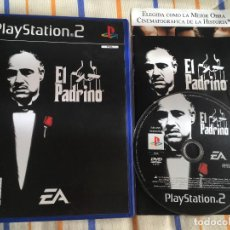 Videojuegos y Consolas: EL PADRINO PS2 PLAYSTATION 2 PLAY STATION TWO KREATEN. Lote 168256100
