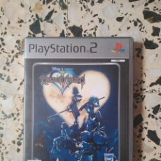 Videojuegos y Consolas: KINGDOM HEARTS PLAYSTATION 2 FUNCIONANDO PS2 PLATINUM. Lote 168338140