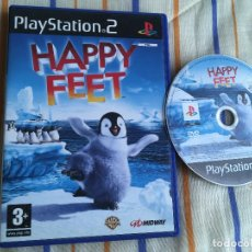 Videojuegos y Consolas: HAPPY FEET MIDWAY PLAYSTATION 2 PLAY STATION TWO PS2 KREATEN. Lote 168383492