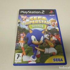 Videojuegos y Consolas: 619-SEGA SUPERSTARS TENNIS PS2 VERSION PAL ESPAÑA CON MANUAL . Lote 168548136