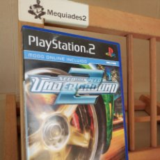 Videojuegos y Consolas: NEED FOR SPEED UNDERGROUND 2 (PAL ESPAÑA COMPLETO). Lote 168579692