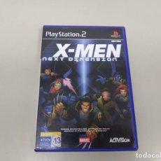 Videojuegos y Consolas: 619- X- MEN NEXT DIMENSION PS2 VERSION PAL ESPAÑA SIN MANUAL . Lote 168595916