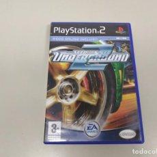 Videojuegos y Consolas: 619- NEED FOR SPEED UNDERGROUND 2 PS2 VERSION PAL ESPAÑA SIN MANUAL . Lote 168597800
