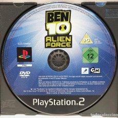 Videojuegos y Consolas: BEN 10 ALIEN FORCE PLAYSTATION 2 PS2. Lote 168600544