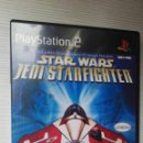 Videojuegos y Consolas: STAR WARS JEDI STARFIGHTER PS2. Lote 168617073