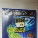 Videojuegos y Consolas: BEN 10 ALIEN FORCE PS2. Lote 168630214