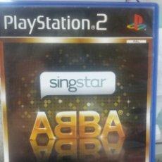 Videojuegos y Consolas: SINGSTAR ABBA. PLAYSTATION 2.. Lote 169170853