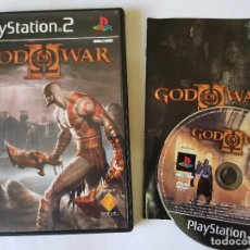 Videojuegos y Consolas: GOD OF WAR 2 PS2 PAL ESPAÑA. Lote 169243716