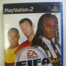 Videojuegos y Consolas: FIFA FOOTBALL 2003. PLAYSTATION 2. PS2.. Lote 169412212