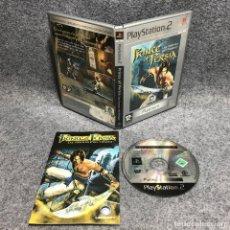 Videojuegos y Consolas: PRINCE OF PERSIA LAS ARENAS DEL TIEMPO SONY PLAYSTATION 2 PS2. Lote 170471350