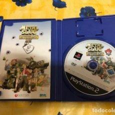 Videojuegos y Consolas: METAL SLUG ANTHOLOGY PS2/PS3 VERSIÓN PAL ESPAÑA ENVÍO CERTIFICADO POR CORREO GRÁTIS. Lote 297172503