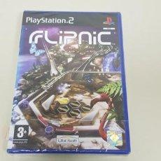 Videojuegos y Consolas: JJ- FLIPNIC PS2 PAL ESPAÑA STOCK TIENDA NUEVO PRECINTADO . Lote 171581137