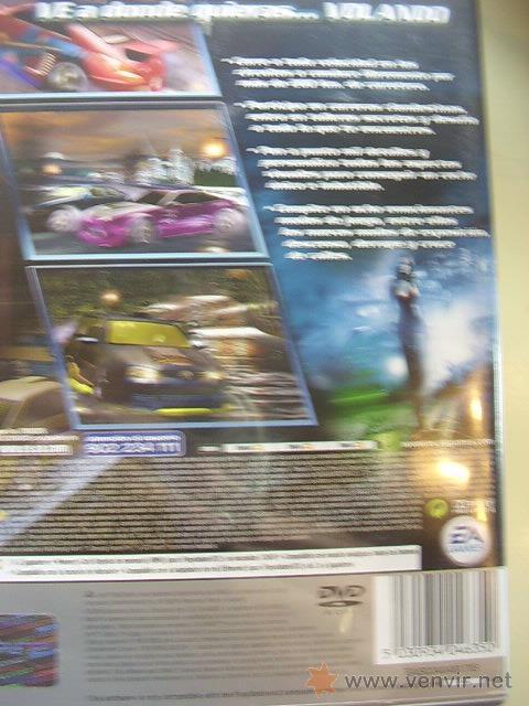 Videojuegos y Consolas: CAJA POSTERIOR - Foto 2 - 171581489