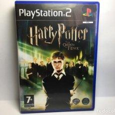 Videojuegos y Consolas: JUEGO HARRY POTTER Y LA ORDEN DEL FENIX DE PS2 PLAYSTATION 2. Lote 172073402