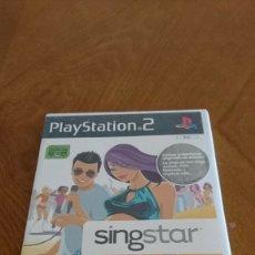 Videojuegos y Consolas: SINGSTAR PLAYSTATION 2. Lote 172299649