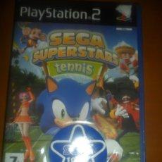 Videojuegos y Consolas: SEGA SUPERSTARS TENNIS - NUEVO PRECINTADO - PS2 - PLAYSTATION 2 - PAL ESP. Lote 172540003