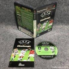 Videojuegos y Consolas: UEFA CHALLENGE SONY PLAYSTATION 2 PS2. Lote 172593358