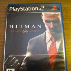 Videojuegos y Consolas: HITMAN BLOOD MONEY. PS2.. Lote 172657158