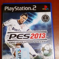 Videojuegos y Consolas: PES 2013( PRO EVOLUTION SOCCER)PARA PLAYSTATION 2. PS2. Lote 172703292