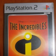 Videojuegos y Consolas: THE INCREDIBLES DISNEY PIXAR PARA PLAYSTATION 2. PS2. Lote 172711655