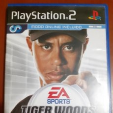 Videojuegos y Consolas: TIGER WOODS PGA TOUR 2005 PARA PLAY STATION 2. PS2. Lote 172757254